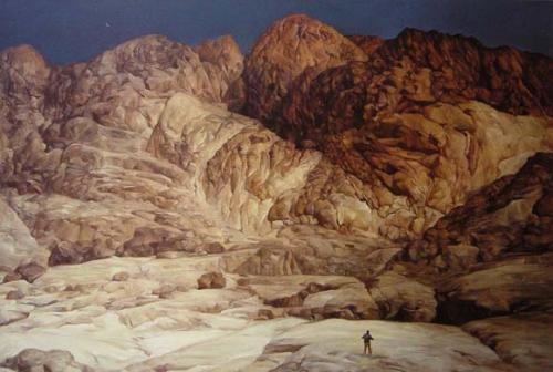 La montagna sacra
