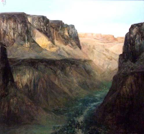 Wadi in Yemen
